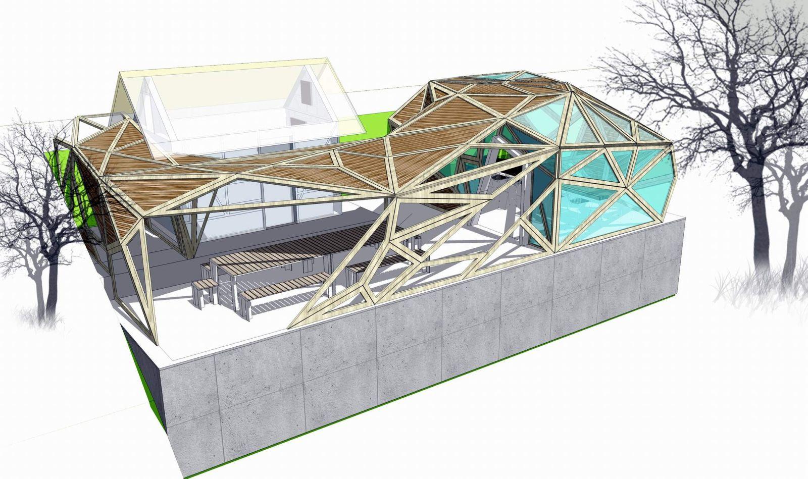 Expansion s cottage by herrmanns architekten 03 for 03 architekten