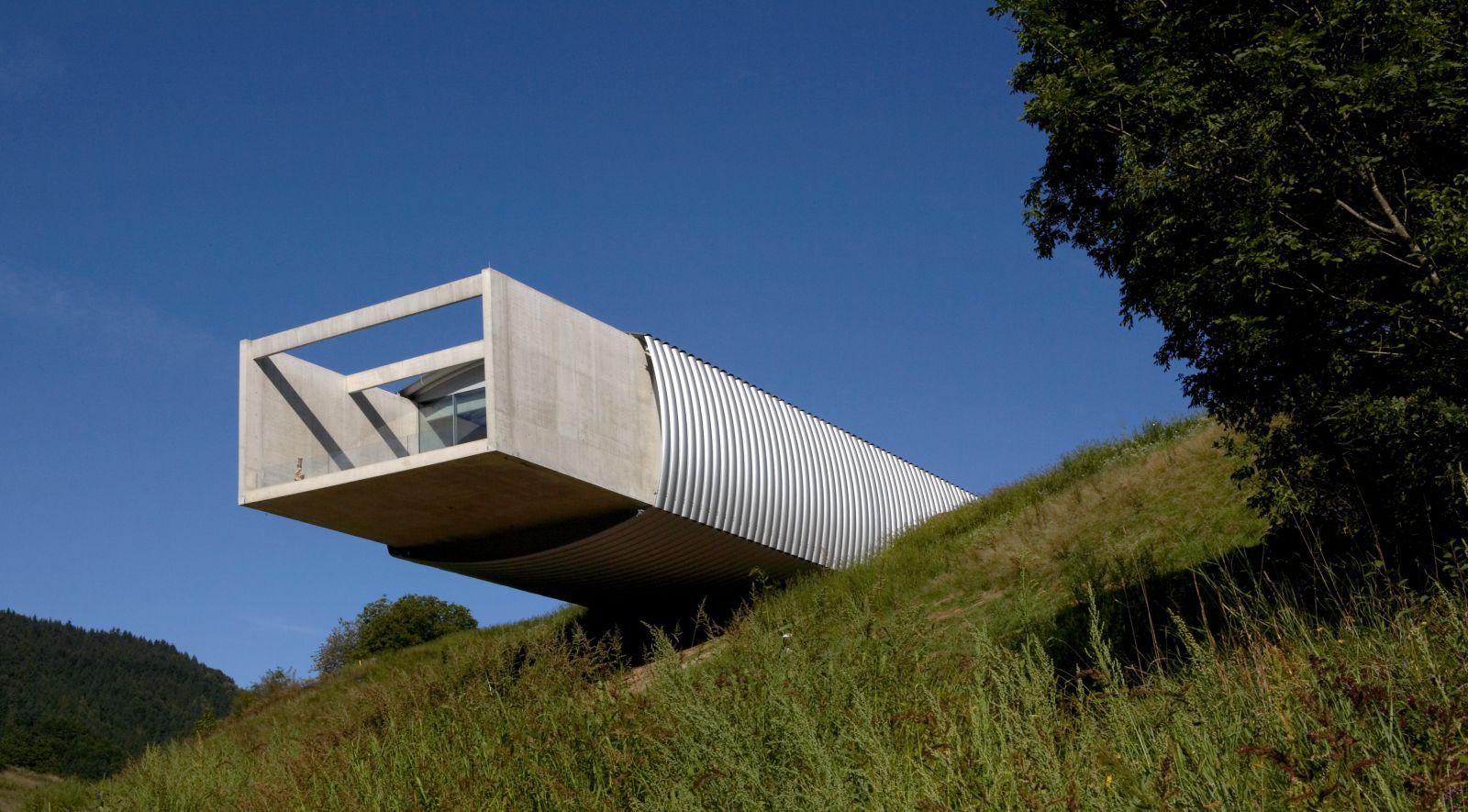 Extension of museum Liaunig