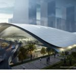 Farrells and AECOM to design Singapore high-speed rail terminus
