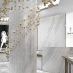 Flowing bubbles – Lonshry Jewelry by AD Architecture