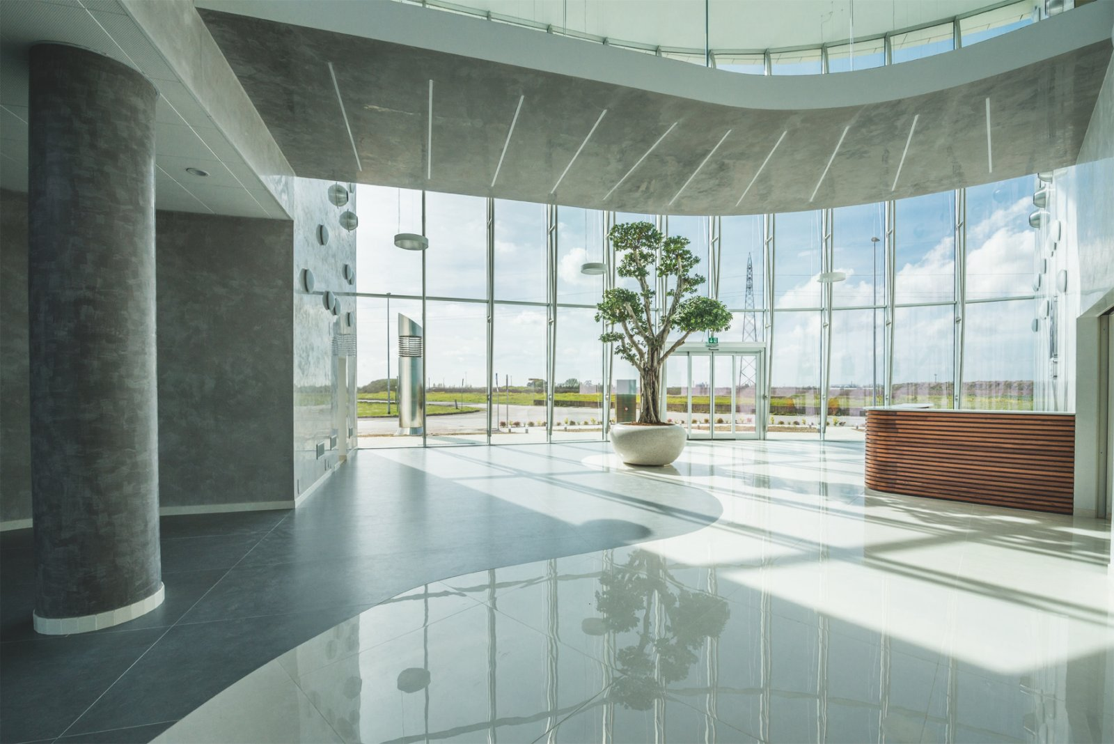 Forti Holding Spa HQ