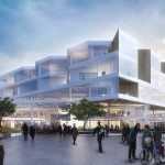 Forum Medicum by Henning Larsen Architects