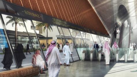 new transport system for Jeddah