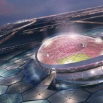 Foster + Partners wins Qatar's Lusail Stadium competition