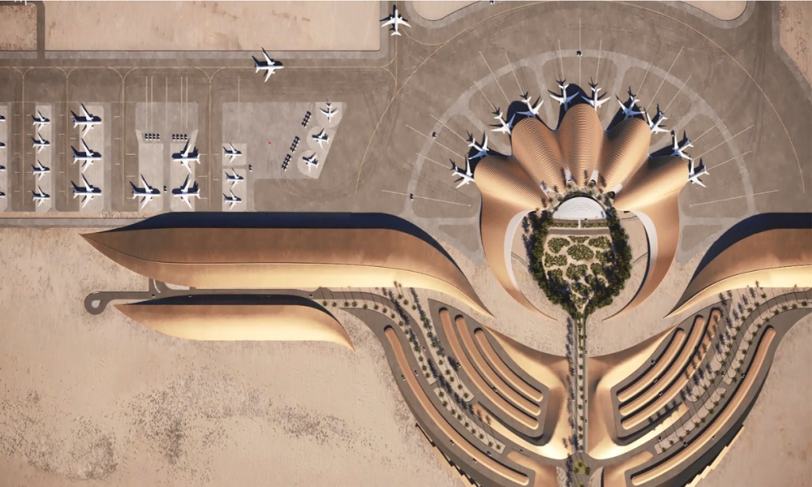 Red Sea airport
