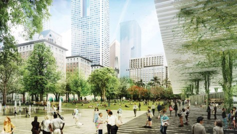 Pershing Square Redesign Competition