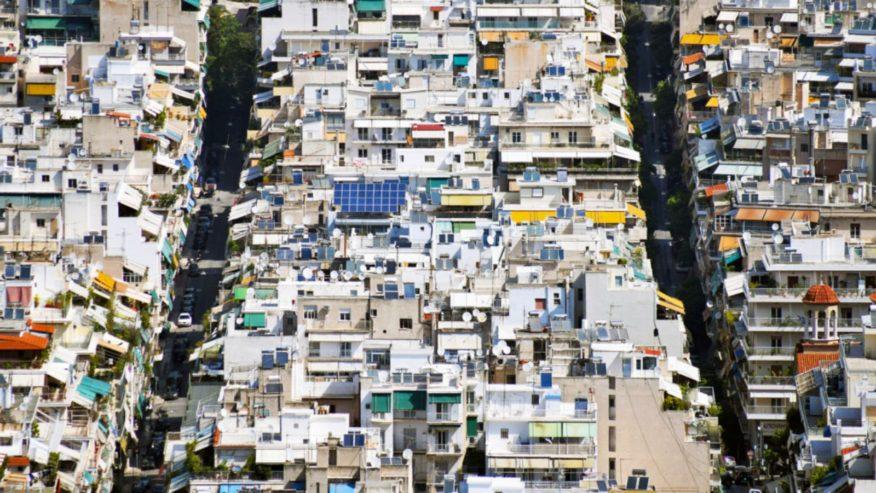 Athenian terrace