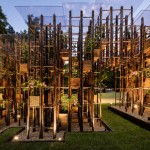 Fugitive Structures 2016 by Vo Trong Nghia Architects