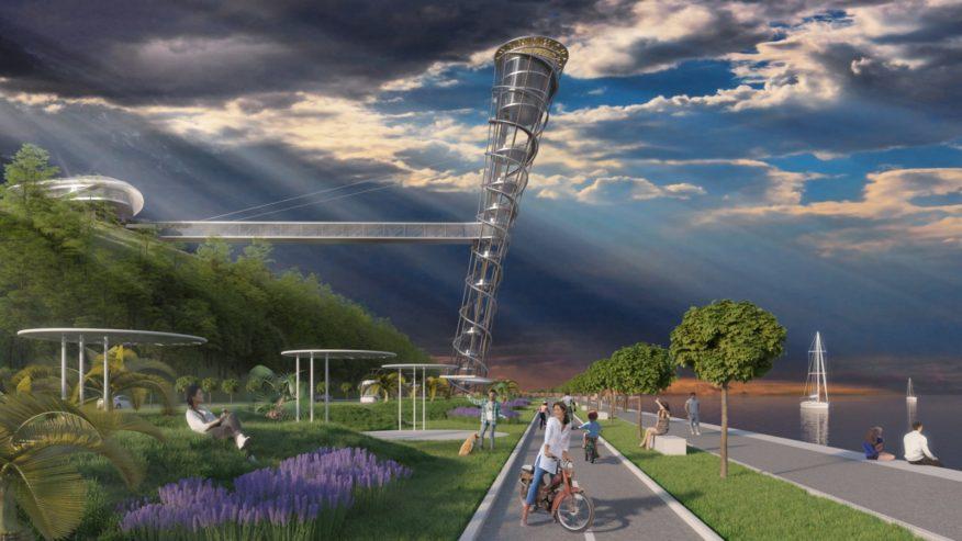 Capo Grande Tower