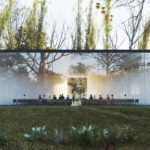 Funeral Ceremony Centre by HofmanDujardin