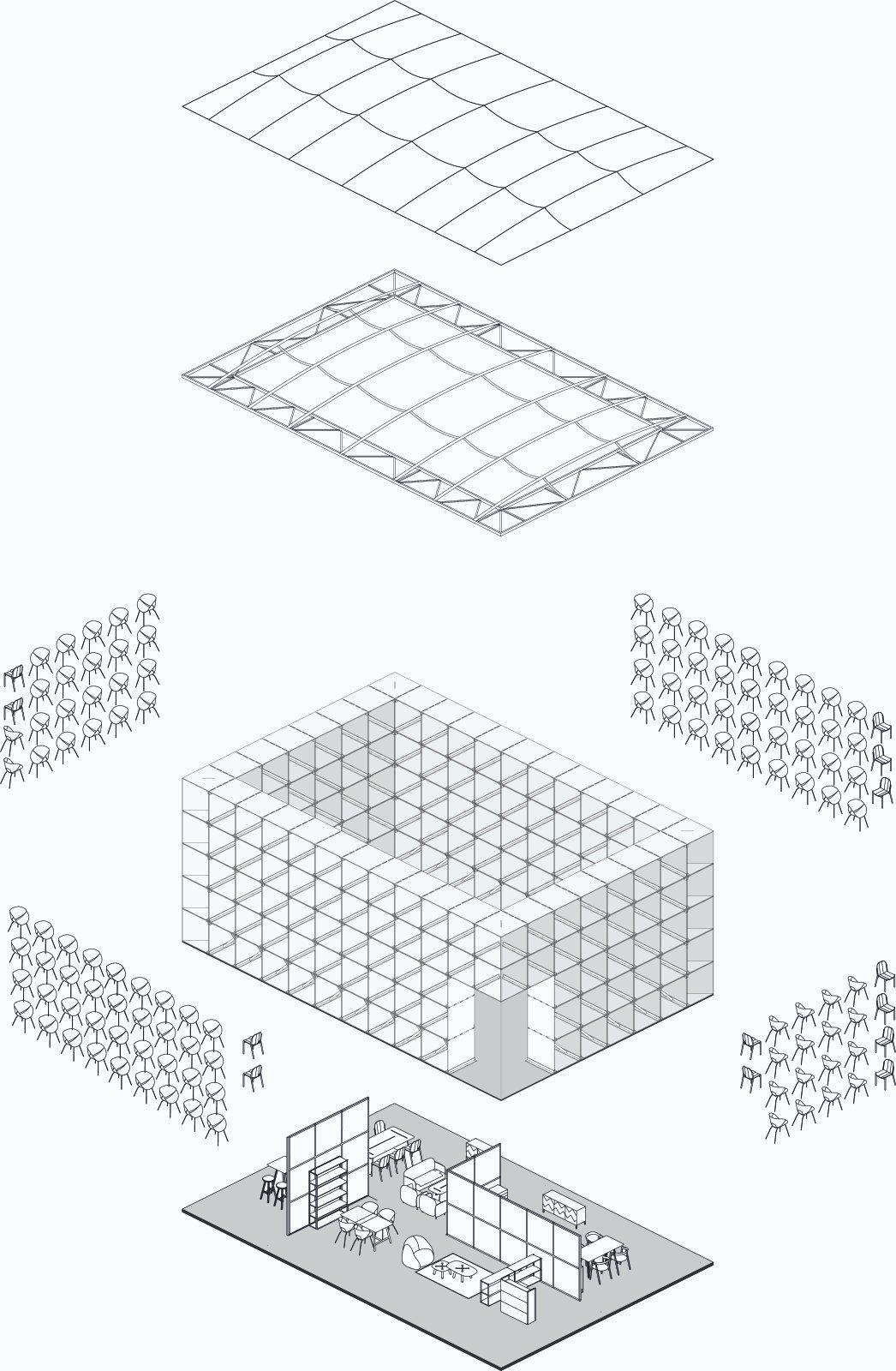Furniture Pavilion S