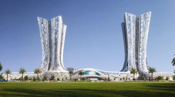 Future City Towers