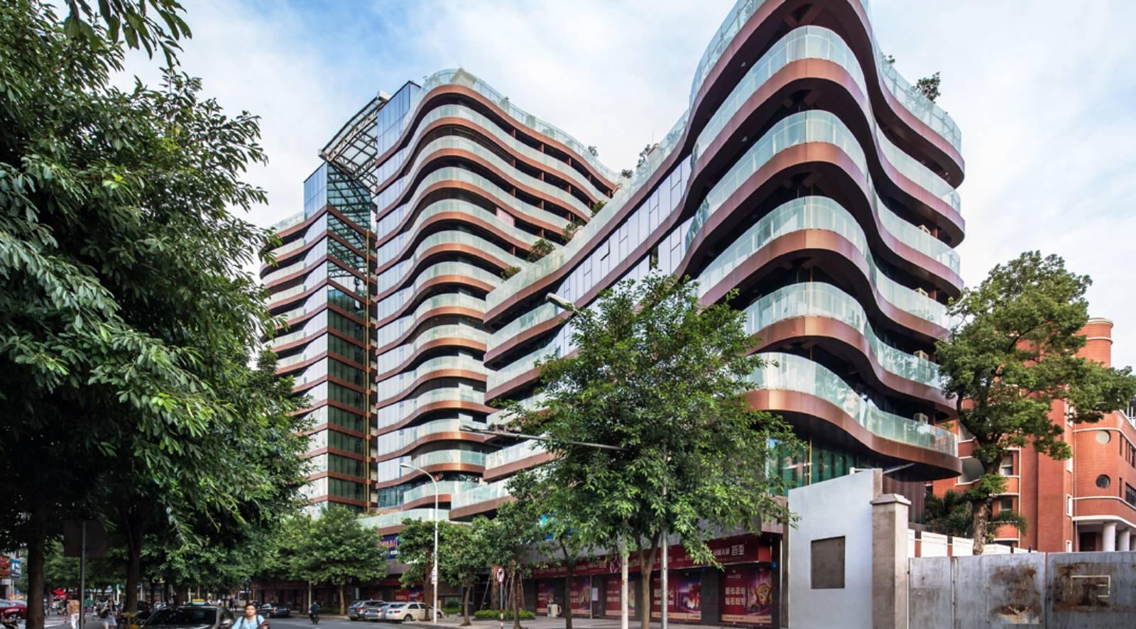 Fuzhou Shouxi building