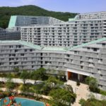 Gangnam A5 Housing Block by Frits van Dongen wins Korean Architecture Award
