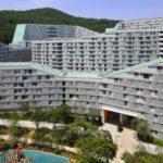 Gangnam A5 Housing Block by Frits van Dongen wins Korean Architecture Award