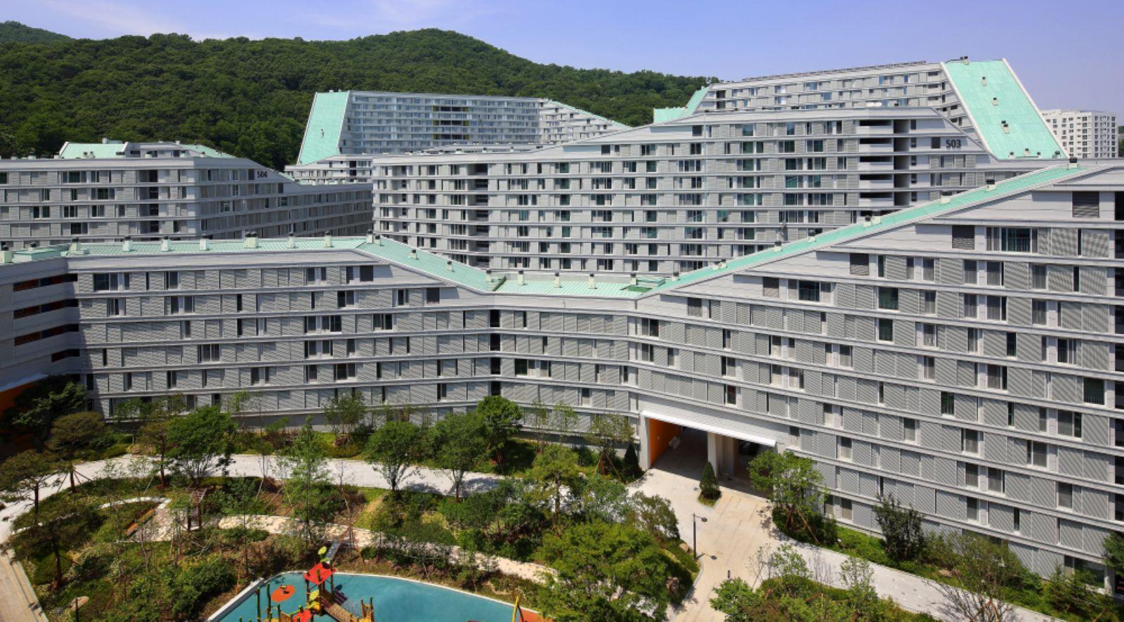 Gangnam A5 Housing Block