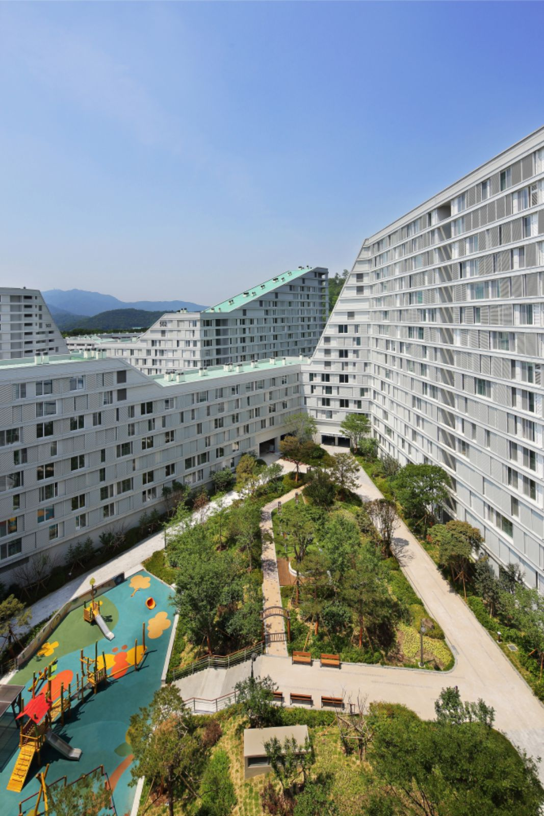 Gangnam A5 Housing Block