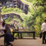 Garden City Mega City: Ecosistemas urbanos de WOHA