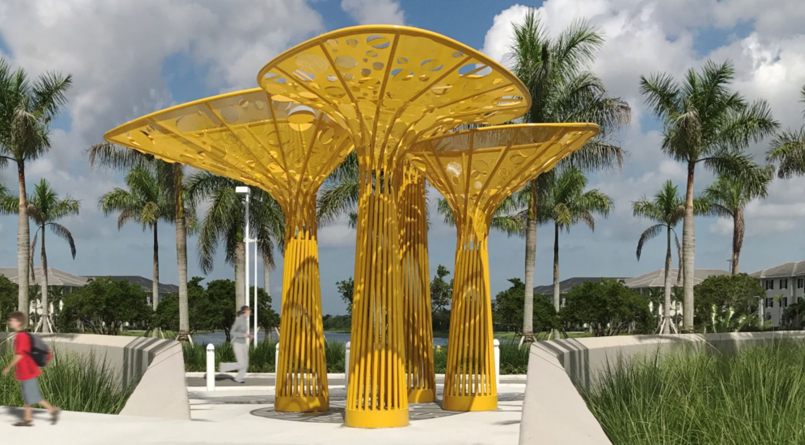 Gateway Sculpture