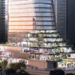 Gemdale Changshou Road by Andrew Bromberg at Aedas