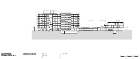 Geriatric Centre Donaustadt Vienna