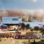 German Pavilion Expo 2020 by LAVA