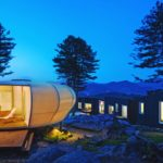 Glamping on the Rock by ArchiWorkshop