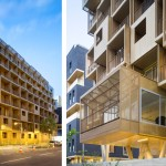 Golden Cube by Hamonic+Masson & Associés