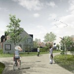 Golden Mede Housing by C.F. Møller Architects