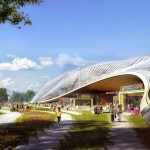 Google Mountain View Campus by BIG and Heatherwick Studio