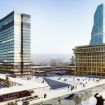 GRAFT wins Competition to Design Rose Square in Tbilisi, Georgia