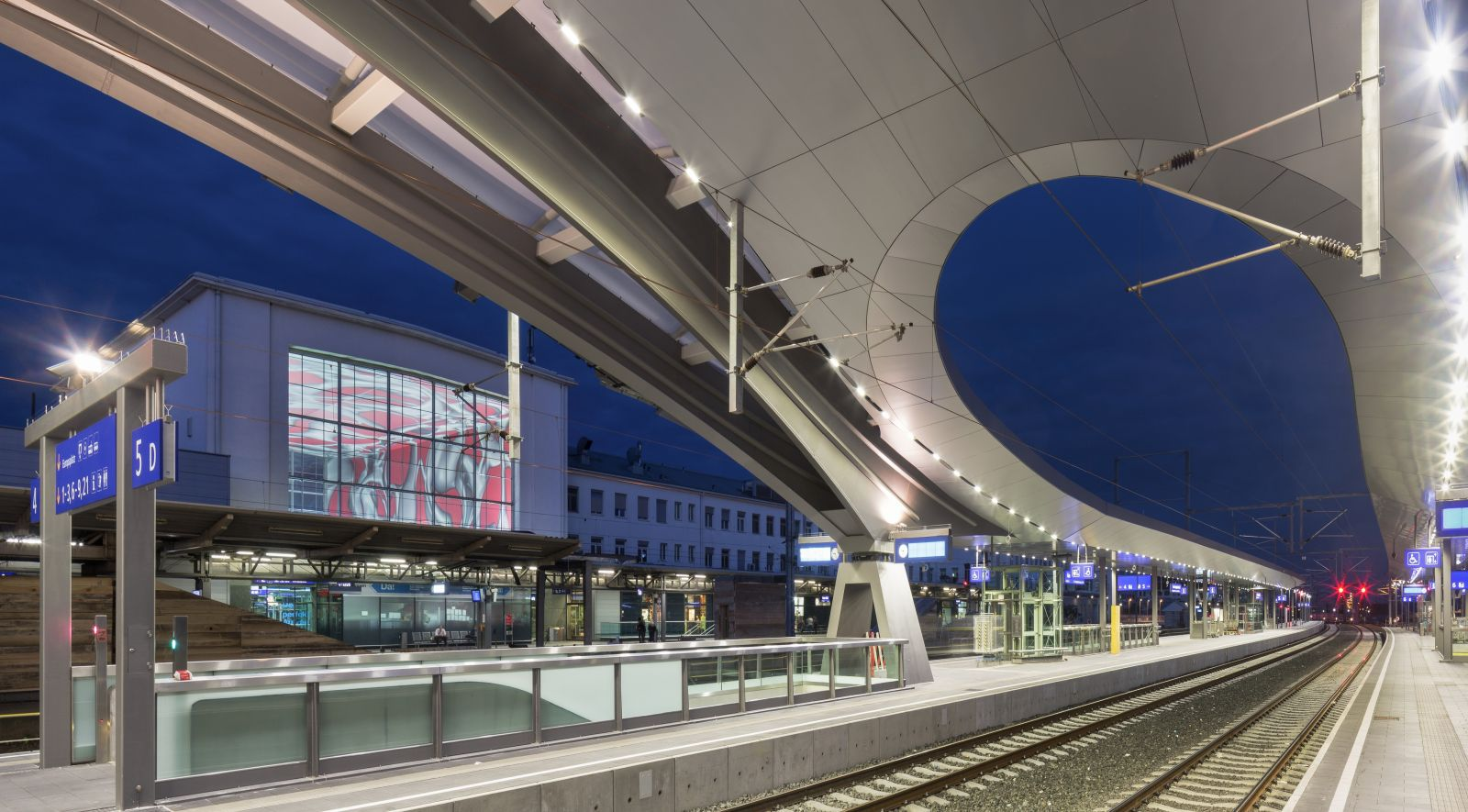 Graz Main Station