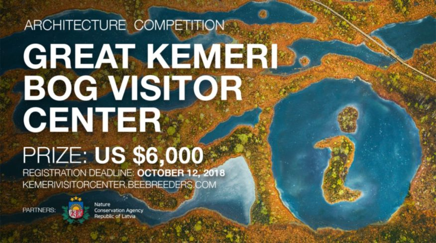 Great Kemeri Bog Visitor Center