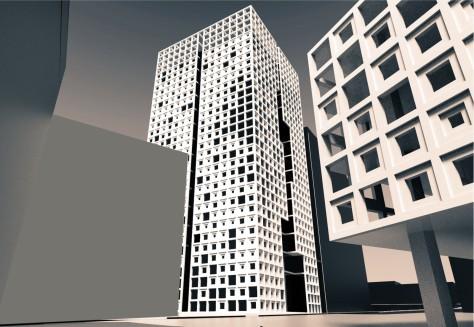 Green Hybrid Buildings