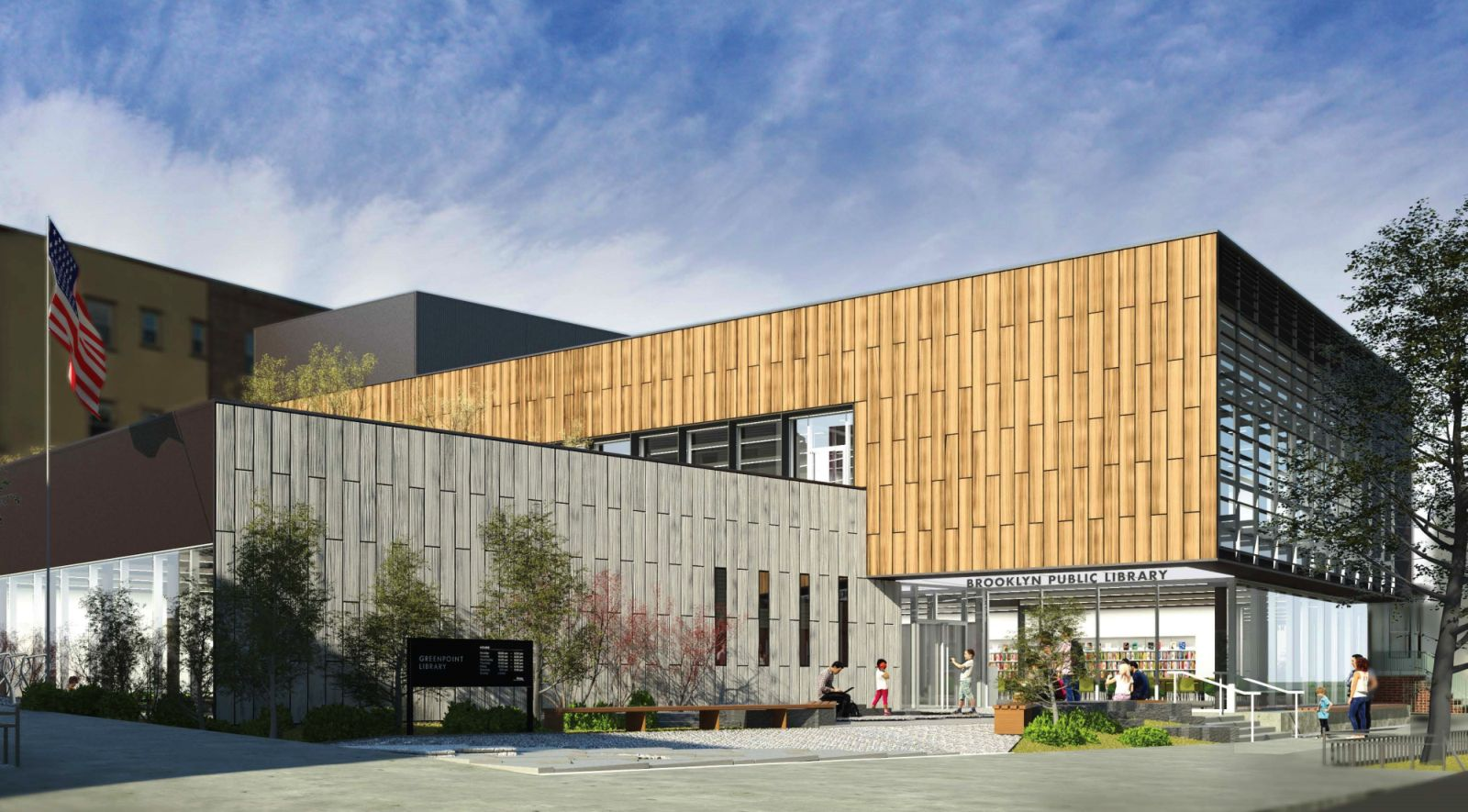 Greenpoint Library and Environmental Education Center