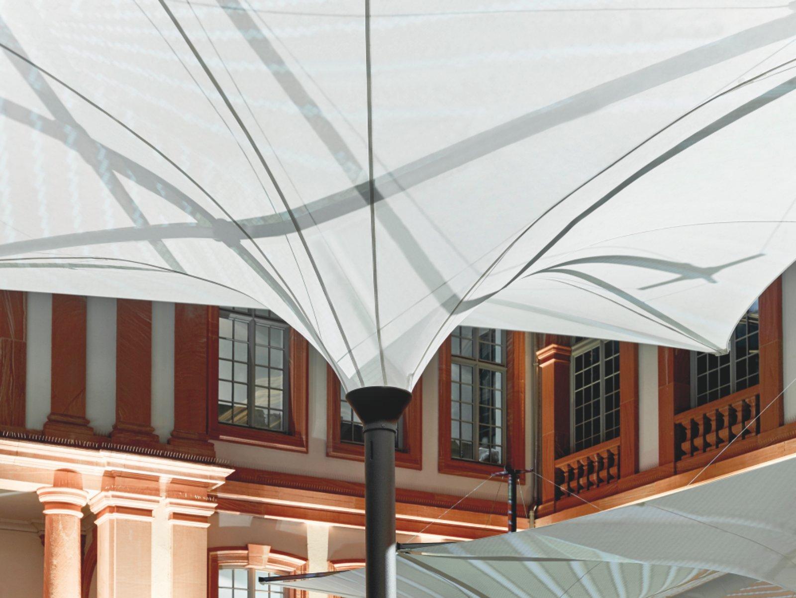 canopy system at Frankfurt design festival