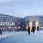 Gutsch restaurant by Studio Seilern Architects