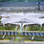 Guwahati International Airport by Design Forum International and AECOM