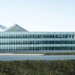 HELIOS, French National Solar Energy Institute (INES) by Atelier Michel Remon architecte