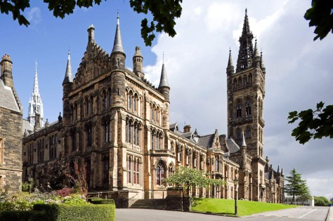 new research hub for Glasgow University