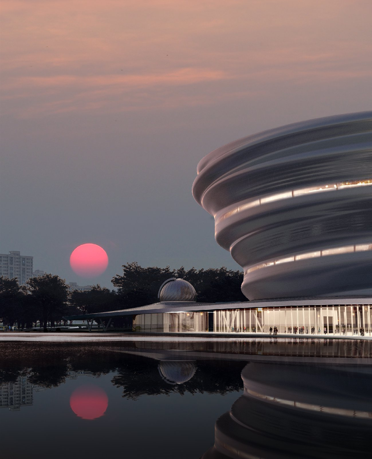 Hainan Science and Technology Museum