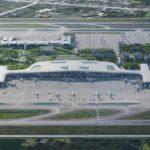 Hangzhou Xiaoshan Airport Terminal 4 by Powerhouse Company and Benthem Crouwel Architects