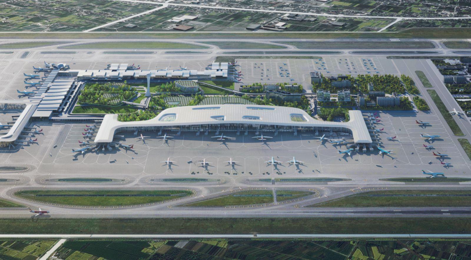 Hangzhou Xiaoshan Airport Terminal 4