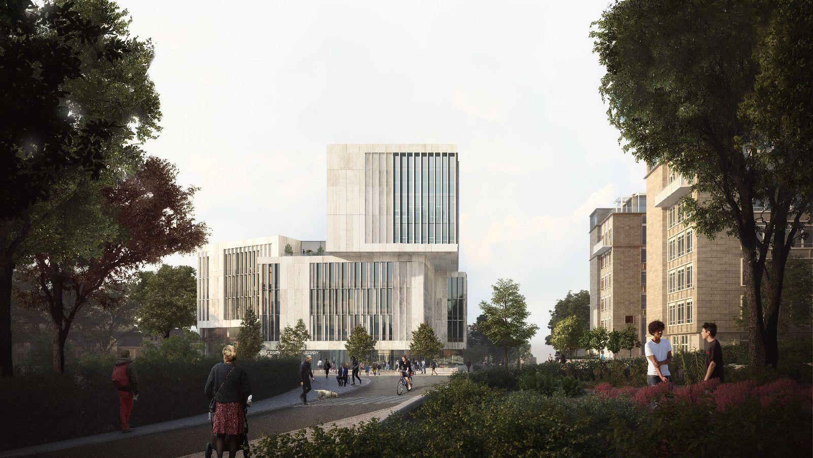 new University Library