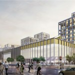 Haworth Tompkins and LA Architects selected for regeneration of the King Alfred Site and Seafront
