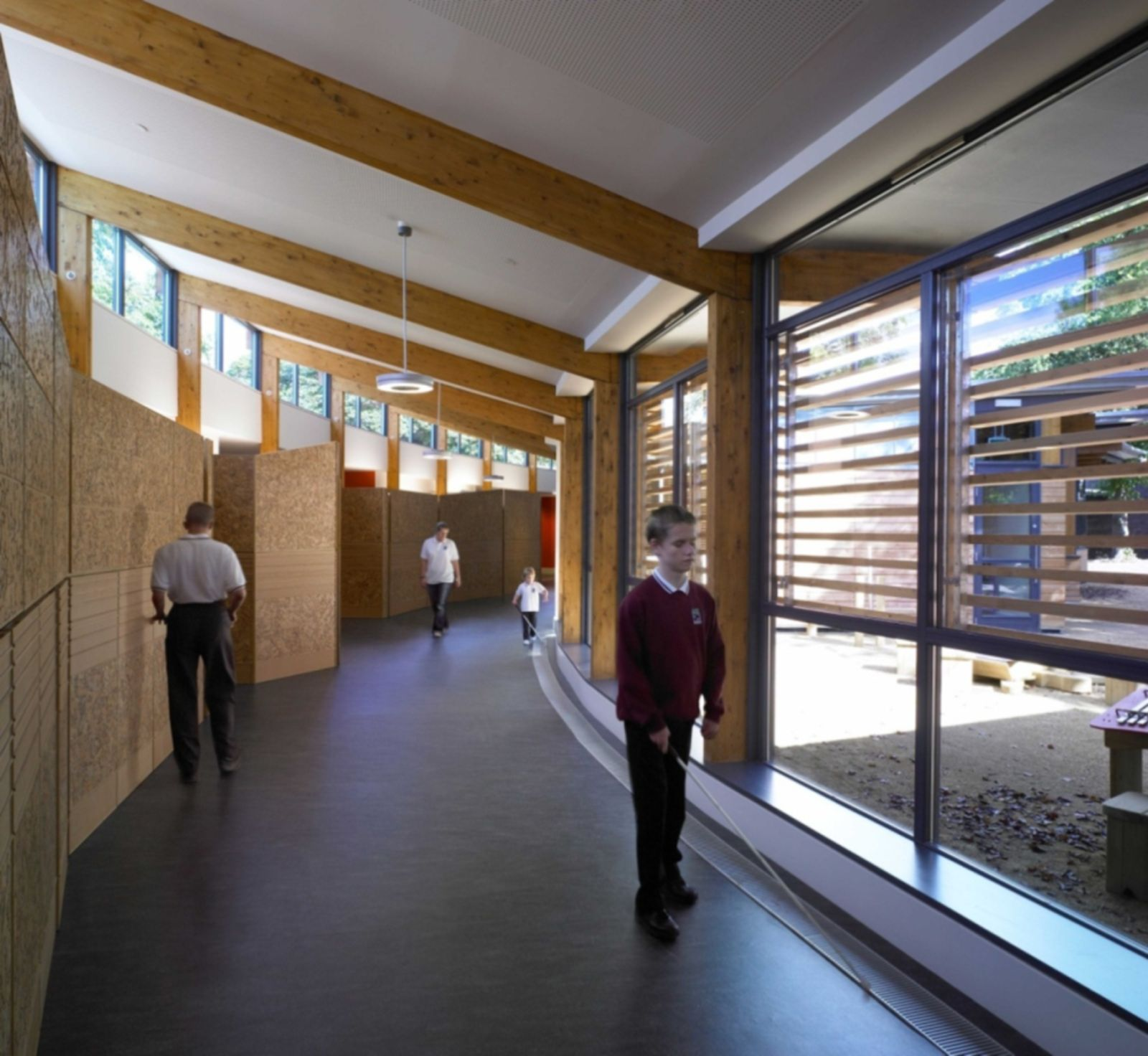 School Interior Design: Hazelwood School Glasgow By Alan Dunlop Architect