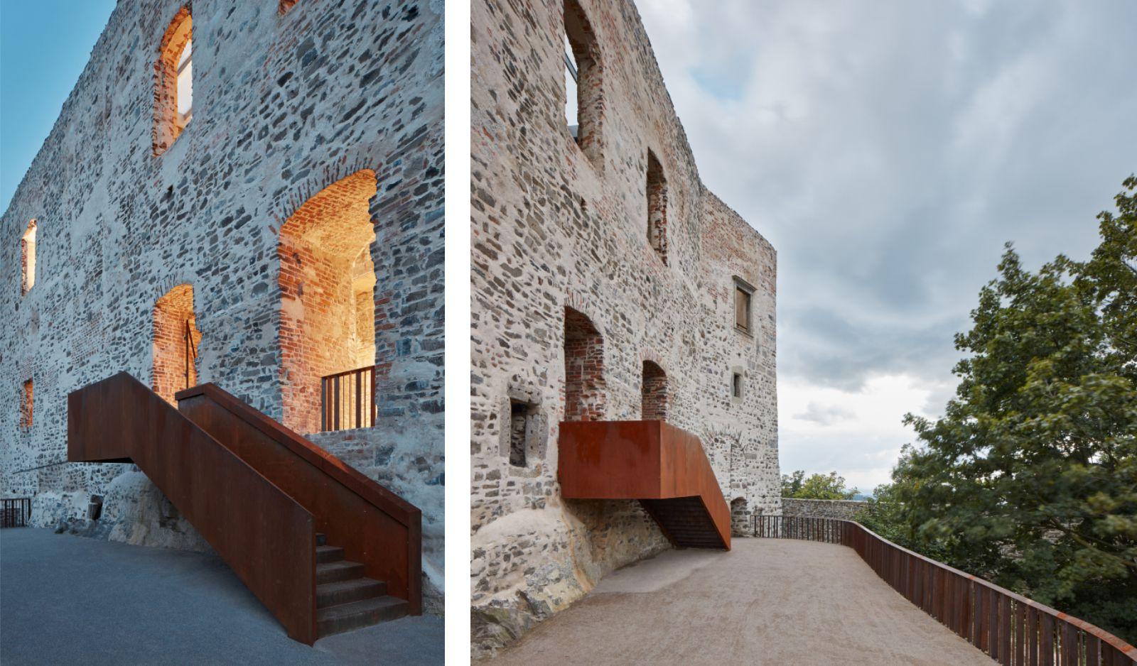 Helfštýn Castle