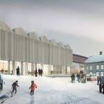 Henning Larsen Architects selected to design the new NORR
