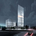 Henning Larsen Architects wins Gøteborg City Gate competition