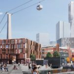 Henning Larsen designs new urban district in Gothenburg